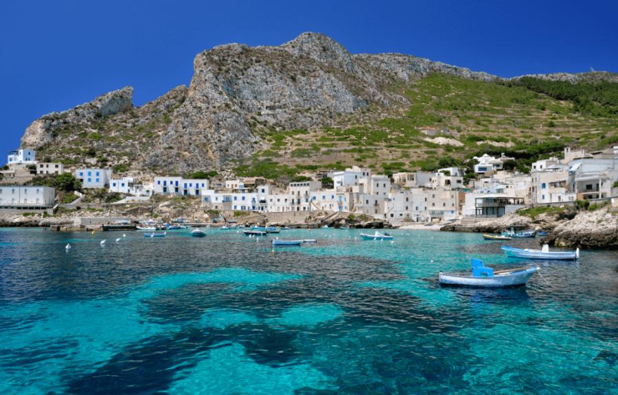 ilhas do mediterrâneo sicilia