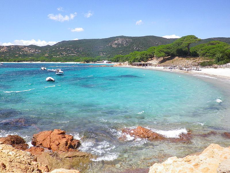 ilhas do mediterrâneo corsega