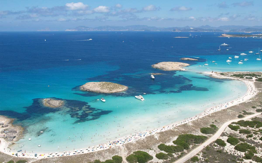 ilhas do mediterrâneo formentera