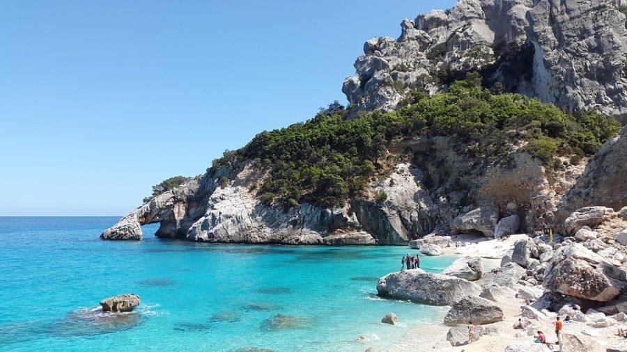 ilhas do mediterrâneo sardenha